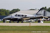 N500LC @ KOSH - Piper PA-23-250 Apache  C/N 27-7954060, N500LC - by Dariusz Jezewski www.FotoDj.com