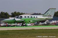 N444SM @ KOSH - Cessna 421B Golden Eagle  C/N 421B0814, N444SM