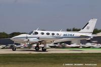 N6316X @ KOSH - Cessna 340A  C/N 340A0487, N6316X