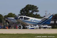 C-FYGD @ KOSH - Aero Commander 112  C/N 358, C-FYGD - by Dariusz Jezewski www.FotoDj.com