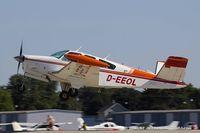 D-EEOL @ KOSH - Beech V35B Bonanza  C/N D-9330, D-EEOL - by Dariusz Jezewski www.FotoDj.com