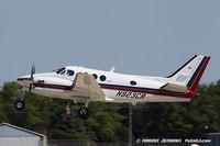 N923CR @ KOSH - Beech C90 King Air  C/N LJ-1074, N923CR