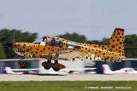 N130GW @ KOSH - Grumman American AA-5 Traveler  C/N AA50707, N130GW - by Dariusz Jezewski www.FotoDj.com