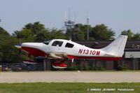 N1310M @ KOSH - Columbia Aircraft Mfg LC41-550FG  C/N 41678, N1310M