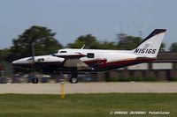 N151GS @ KOSH - Piper PA-31T Cheyenne  C/N 31T-8020024, N151GS