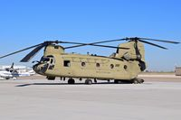 11-08848 @ KBOI - Parked on the south GA ramp. The horseshoe on the tail belongs to the 2nd Battalion, 4th AV Brigade, Fort Carson, CO. - by Gerald Howard