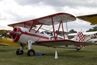 N803RB @ KOSH - Boeing A75N1(PT17) Stearman  C/N 75-1668, N803RB