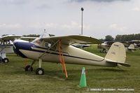 N2406N @ KOSH - Cessna 120  C/N 12655, N2406N