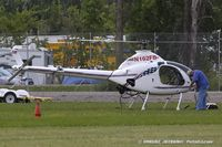 N162FB @ KOSH - Rotorway Exec 162F  C/N 6869, N162FB
