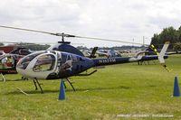 N162SM @ KOSH - Rotorway Exec 162F  C/N 6164, N162SM