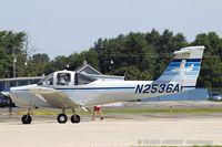 N2536A @ KOSH - Piper PA-38-112 Tomahawk  C/N 38-78A0739, N2536A