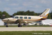 N3539U @ KOSH - Piper PA-31-310 Navajo  C/N 31-7912120, N3539U