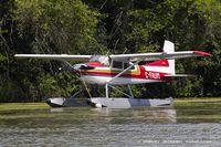 C-FAUM @ KOSH - Cessna A185E Skywagon 185  C/N 18501709, C-FAUM - by Dariusz Jezewski www.FotoDj.com