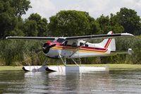 C-GRHF @ KOSH - De Havilland Canada DHC-2 Mk.I Beaver  C/N 1123, C-GRHF - by Dariusz Jezewski www.FotoDj.com