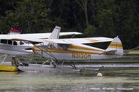 N3130M @ KOSH - Piper PA-12 Super Cruiser  C/N 12-1818, N3130M