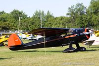 N237E @ KOSH - Cessna C-165 Airmaster  C/N 554, NC237E