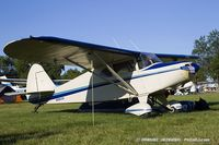 N5843H @ KOSH - Piper PA-16 Clipper  C/N 16-461, N5843H