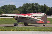 N14163 @ KOSH - Stinson SR-5A Reliant  C/N 9276-A, NC14163 - by Dariusz Jezewski www.FotoDj.com