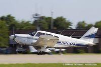 N1969T @ KOSH - Piper PA-28-180 Cherokee  C/N 28-7105199, N1969T - by Dariusz Jezewski www.FotoDj.com