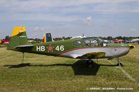 N129GC @ KOSH - IAR-823  C/N 55, N129GC - by Dariusz Jezewski www.FotoDj.com