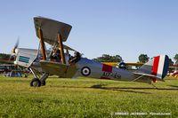 N12731 @ KOSH - De Havilland Australia DH-82A  C/N DHA914, NX12731 - by Dariusz Jezewski www.FotoDj.com