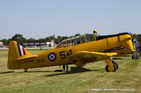 C-FRWN @ KOSH - Noorduyn AT-16 Harvard II  C/N 81-4097, C-FRWN - by Dariusz Jezewski www.FotoDj.com