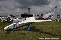 N92EZ - Rutan VariEze  C/N 2052, N92EZ
