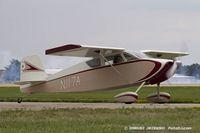 N117A - Wittman W-8 Tailwind  C/N 158, N117A