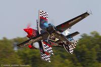 N540SG @ KOSH - Zivko Aeronautics Inc EDGE 540  C/N 0032 - Melissa Pemberton, N540SG - by Dariusz Jezewski www.FotoDj.com