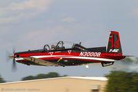 N3000B @ KOSH - Raytheon 3000 T-6C Texan  C/N PH-1, N3000B