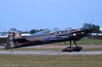 N540JH @ KOSH - MX Aircraft Llc MXS  C/N 14 - Rob Holland, NX540JH