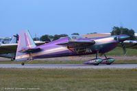 N540WS @ KOSH - Zivko Aeronautics Inc EDGE 540  C/N 0032 - Bill Stein, N540WS