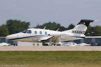 N550AD @ KOSH - Eclipse Aviation Corp EA-500  C/N 550-0263, N550AD