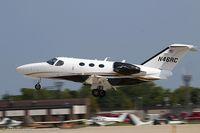 N46RC @ KOSH - Cessna 510 Citation Mustang  C/N 510-0327, N46RC