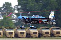 N540SG @ KOSH - Zivko Aeronautics Inc EDGE 540  C/N 0032 - Melissa Pemberton, N540SG