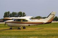 C-GJIH @ KOSH - Cessna T210L Turbo Centurion  C/N 210-61552, C-GJIH - by Dariusz Jezewski www.FotoDj.com