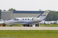 N72SR @ KOSH - Cessna 510 Citation Mustang  C/N 510-0264, N72SR