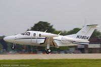 N38DA @ KOSH - Eclipse Aviation Corp EA-500  C/N 000083, N38DA