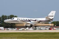 N595KW @ KOSH - Cessna 550 Citation II  C/N S560-0595, N595KW