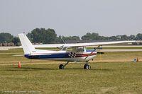 N83TM @ KOSH - Cessna A152 Aerobat  C/N A1520748, N83TM
