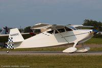 N499DC @ KOSH - Wittman W-10C Tailwind  C/N 02.1219, N499DC