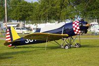 N49674 @ KOSH - Ryan Aeronautical ST-3KR (PT-22)  C/N 1396, N49674
