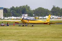 N763AF @ KOSH - Schweizer SGM 2-37  C/N 11, N763AF