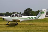 N9873T @ KOSH - Piper PA-38-112 Tomahawk  C/N 38-78A0227, N9873T