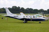 N125SE @ KOSH - Smith Aerostar 601  C/N 61-0027, N125SE