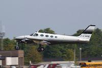 C-GMDM @ KOSH - Cessna 340A  C/N 340A0439, C-GMDM