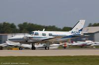 N434R @ KOSH - Piper PA-31T Cheyenne  C/N 31T-8104007, N434R