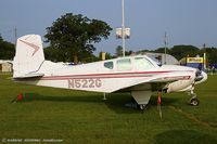 N522G @ KOSH - Beech 95  C/N TD-80, N522G