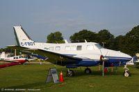 C-FBOY @ KOSH - Beech A65 Queen Air  C/N LC 302, C-FBOY