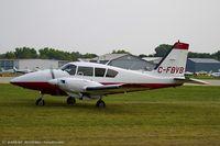 C-FBVB @ KOSH - Piper PA-23-250 Aztec  C/N 27-7854001, C-FBVB - by Dariusz Jezewski www.FotoDj.com